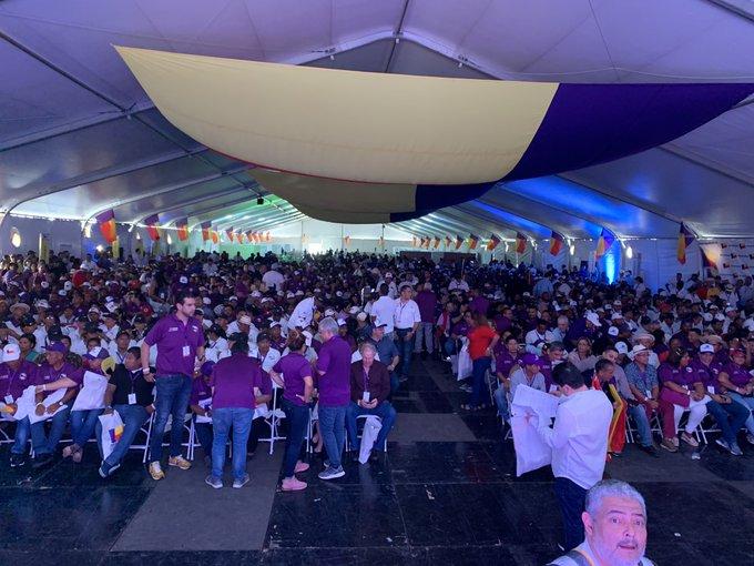 ´Convención extraordinaria del Partido Panameñista