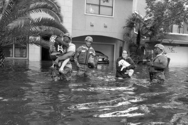Sequías, cambio en los patrones de las lluvias, aumento de la temperatura, aumento del nivel del mar e inundaciones, son algunos de los efectos del cambio climático. Foto EFE.