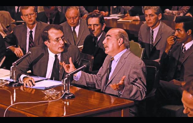 """Michael V. Gazzo interpretó a Frank Pentangeli, testigo que es intimidado para no testificar en """"El Padrino: Parte II"""". Foto/ Paramount Pictures."""