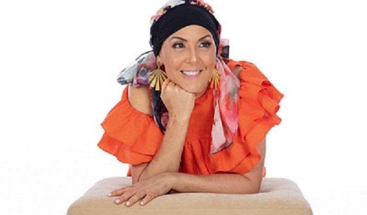 Tere Domínguez. Escritora panameña. En noviembre presentó su libro