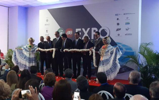 Expo Logística Panamá, desde el 2007 ha sido desarrollado por el sector público-privado.
