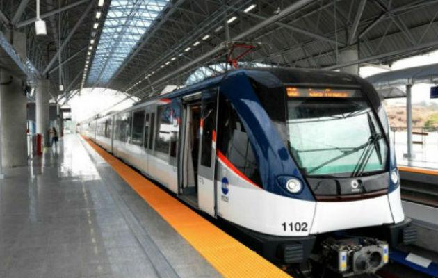 En los últimos días se han registrado incidentes violentos dentro del Metro de Panamá, sumado a otra serie de violaciones de la normas de ese sistema de transporte.