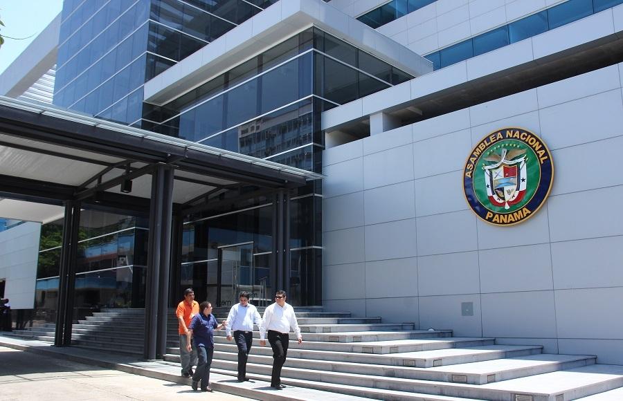 El nuevo edificio de la Asamblea Nacional tuvo un costo de 23.1 millones de dólares y fue inaugurado en febrero de 2014. Foto: Panamá América.