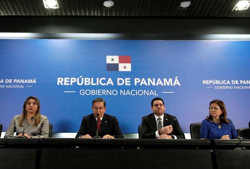 El mandatario Laurentino Cortizo, dijo que lo ocurrido en La Joyita tendrá consecuencias. Foto: Panamá América.