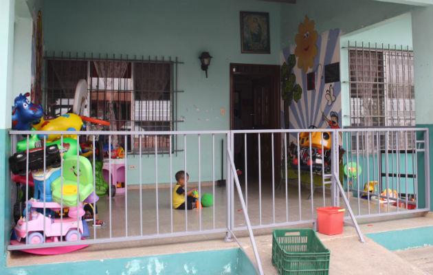 En el Hogar San José de Malambo, residen 136 niños. Foto: Eric A. Montenegro.