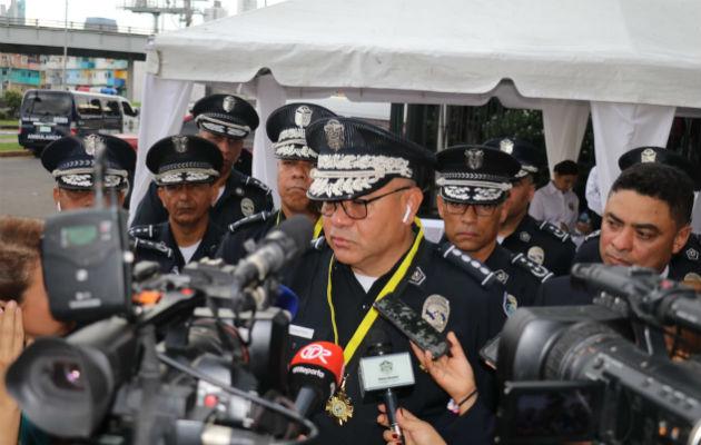 Jorge Miranda El director explicó que están reforzando la seguridad en La Joya.