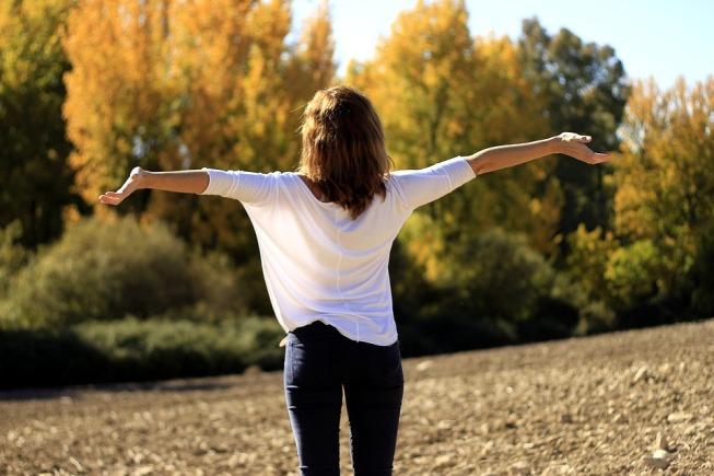 La manera en que miras al mundo te ayudará a ser más feliz. Ese optimismo es contagioso. Foto: Pixabay