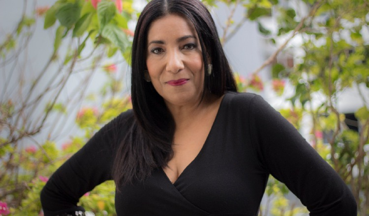Neysa Ferguson, actriz panameña, actuará en