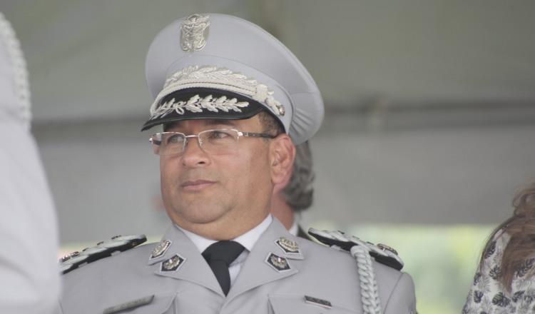 El comisionado Jacinto Gómez fue destituido de la Policía Nacional por desobedecer un decreto. Foto: Panamá América.
