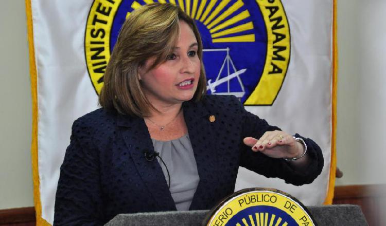 Un nuevo fiscal investigará las denuncias contra Kenia Porcell. Foto: Panamá América
