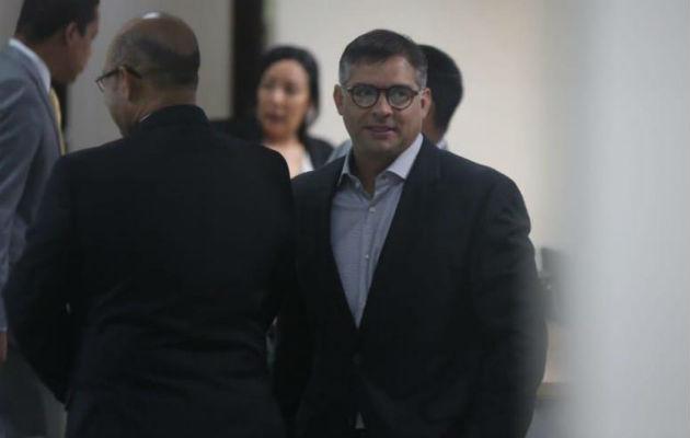 Adolfo Valderrama es señalado por la presunta comisión del delito de malversación de fondos en perjuicio de Pandeportes. Foto: Panamá América.