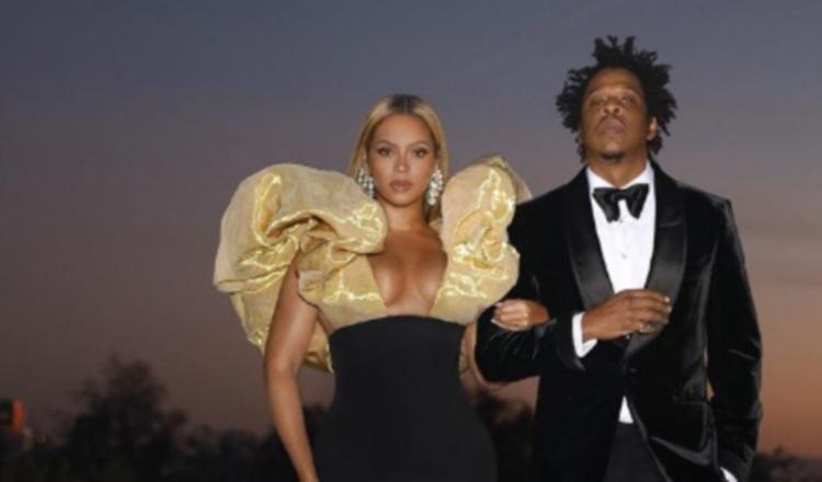 Beyonce y Jay-Z. Foto: Instagram