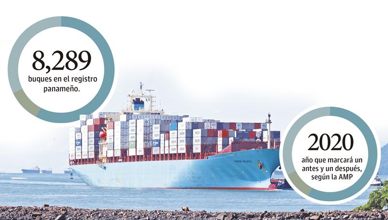 El Registro de Buques de Panamá, en el 2019, logró captar 250 nuevas naves.