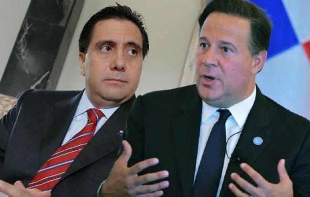 Dos abogados panameños interpusieron una querella penal contra Juan Carlos Varela por su presunta vinculación con el caso Odebrecht. Foto: Panamá América.