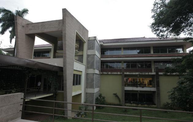Biblioteca Nacional. Foto: Archivo