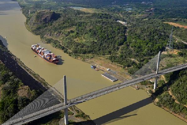 Canal de Panamá. Foto: Archivo