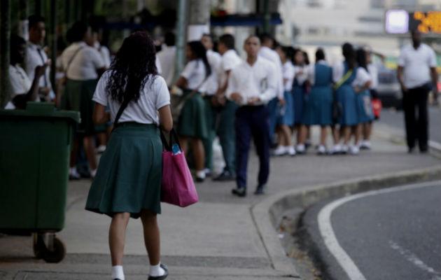 Varios factores afectan el desempeño de los estudiantes. Foto/ Archivo