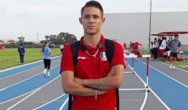Martín Loera había representado a México en varias competencias. Foto Instagram