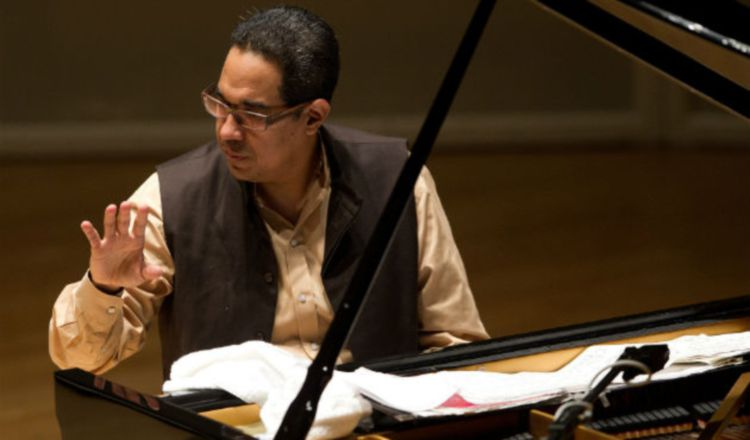 Danilo Pérez, director artístico de Panamá Jazz Festival. Archivo