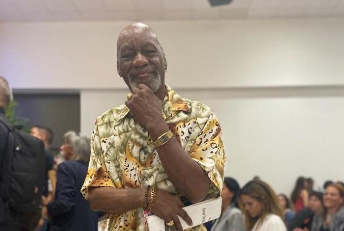 El panameño Reggie Johnson es el homenajeado. Foto: @PanamaJazzFesti