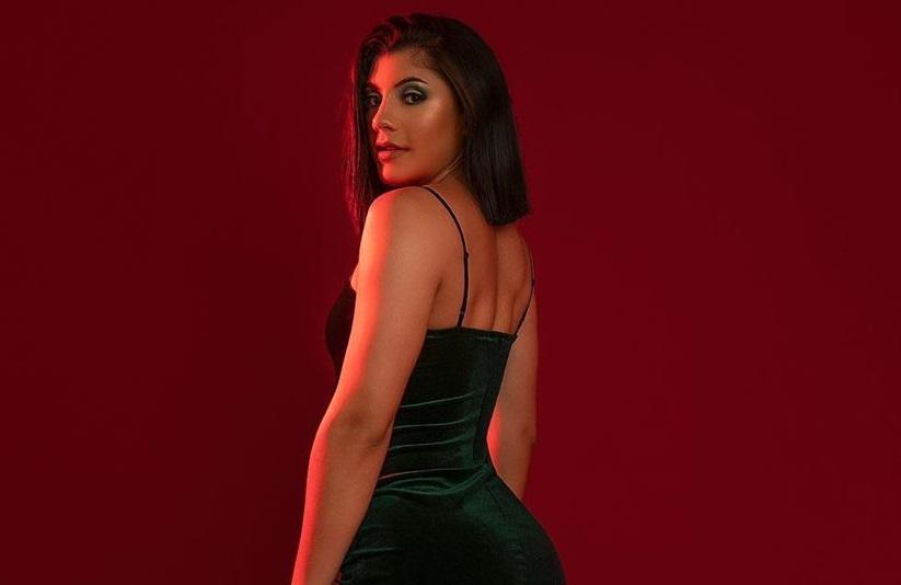 Joseline Pinto. Foto: IG @joselinepinto19
