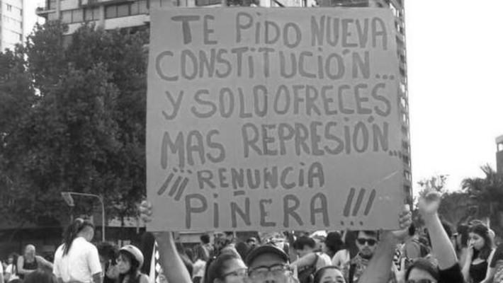 El presidente de Chile, Sebastián Piñera, ahora dice que los reclamos de los manifestantes son