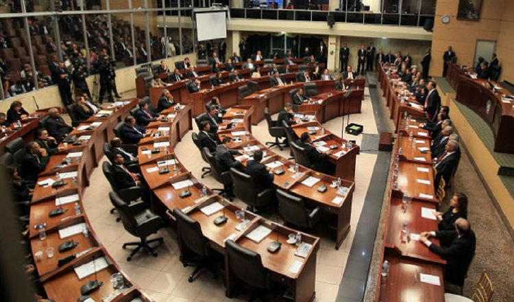 La Comisión de Gobierno de la Asamblea se reunirá esta semana.