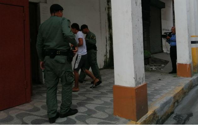 Al menor se le imputaron tres cargos, incluyendo por violación carnal. Foto: Diómedes Sánchez S.