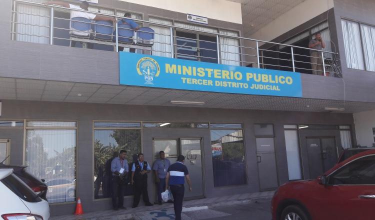 Jean Carlos Cerrud, fiscal del Ministerio Público en la provincia de Chiriquí, fue separado de su cargo.