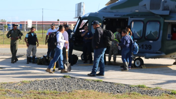 Se espera que funcionarios de criminalística lleguen a Alto Terrón, en Santa Catalina, en la comarca Gnäbe Buglé. Foto/Melquiades Vásquez