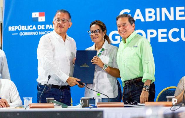 El proyecto generará una cantidad importante de plazas de empleos a habitantes de Puerto Armuelles. Foto/Cortesía