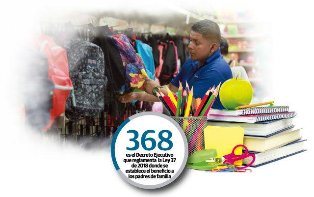 Los gastos escolares serán deducibles hasta un monto máximo de $3,600.