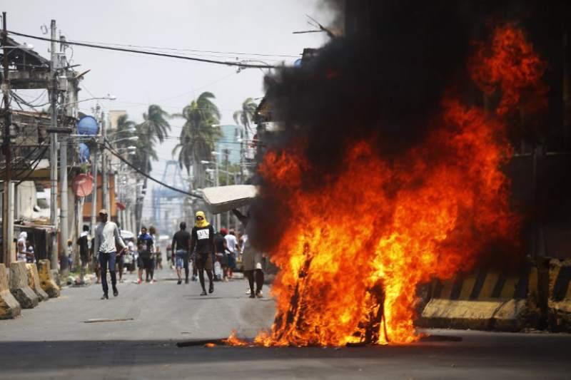 El pasado 7 de enero de 2020 se registraron disturbios en la provincia de Colón y por ello se emitió la prohibición por parte de Estados Unidos.