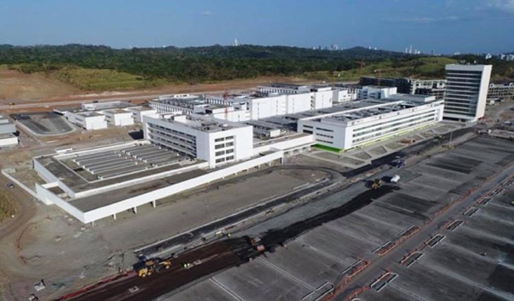 La Ciudad Hospitalaria en un principio le costaría al Estado $517 millones 507 mil 127 y tenía un periodo de ejecución de tres años.