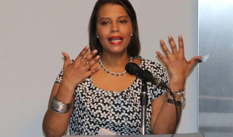 Zuleyka Moore, fiscal superior anticorrupción del Ministerio Público.