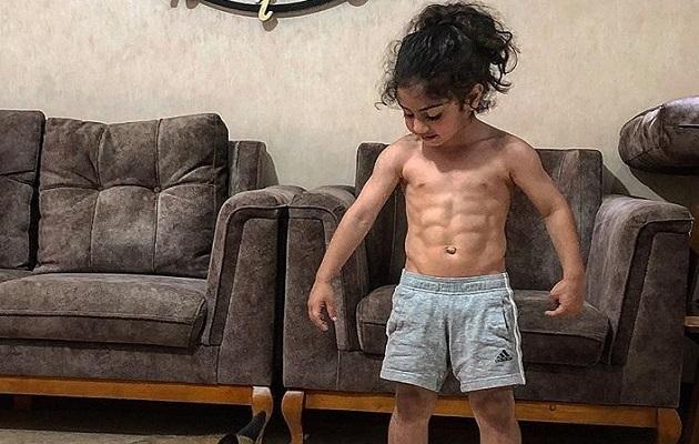 Arat Hosseini realiza entrenamientos extremos.