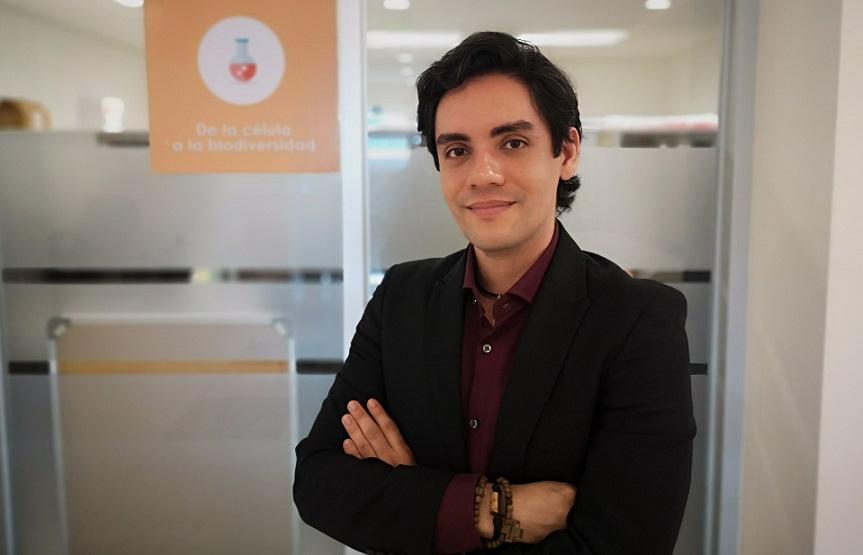 Carlos Restrepo. Foto: Senacyt