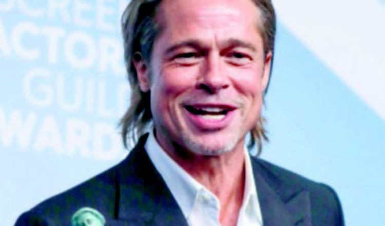 Brad Pitt, renombrado actor.