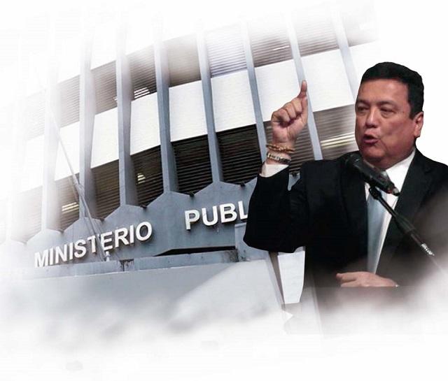 El 2 de enero, tomó posesión Eduardo Ulloa y pocos cambios se han podido observar en cuanto a la depuración del MP.