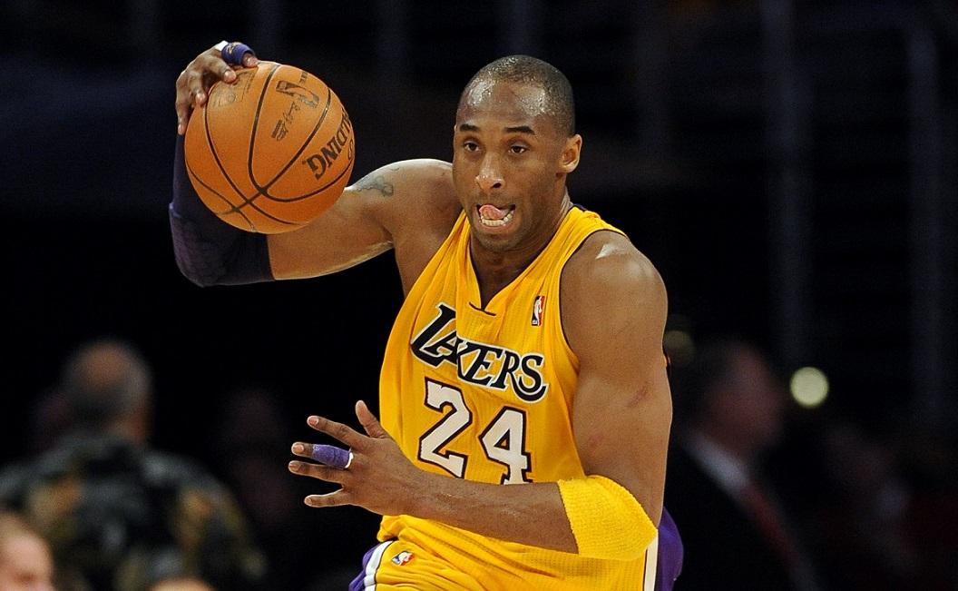 Kobe Bryant. EFE