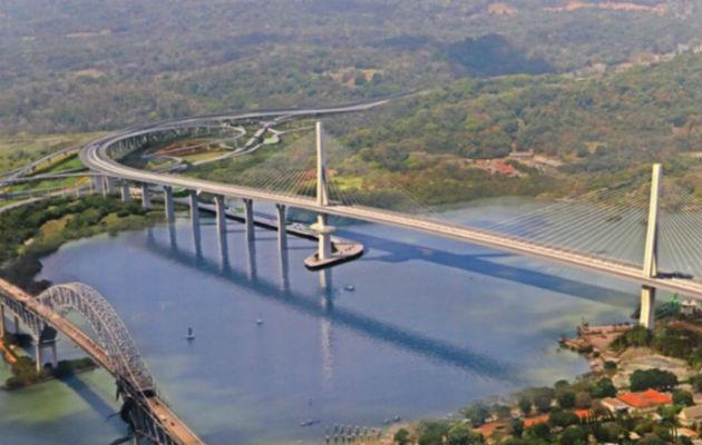 El MOP y el Consorcio Panamá Cuarto Puente continuarán determinarán el monto final en que se reducirá el contrato.