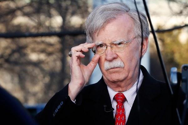 John Bolton. FOTO/AP