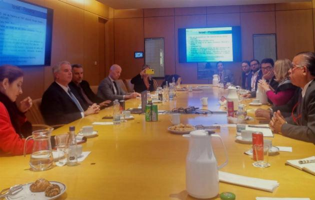 Ministro de Desarrollo agropecuario, mantendrá conversaciones con autoridades de Israel.