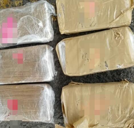 Por ahora no hay personas detenidas sobre esta droga procedente de Europa. Foto/Melquiades Vásquez