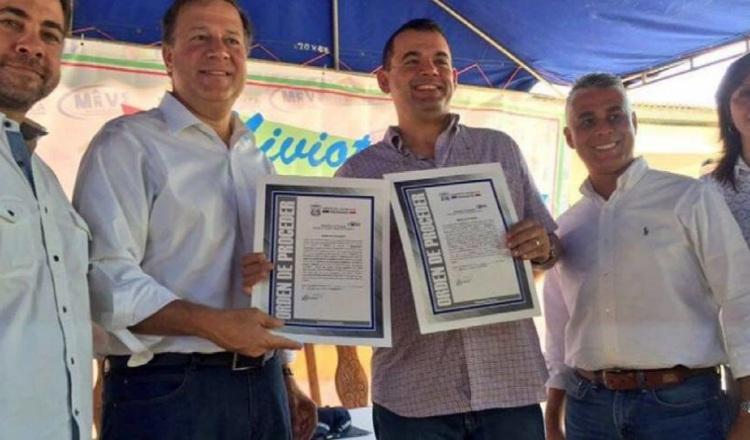 Juan Alexis Rodríguez y sus negocios con Juan Carlos Varela. Archivo