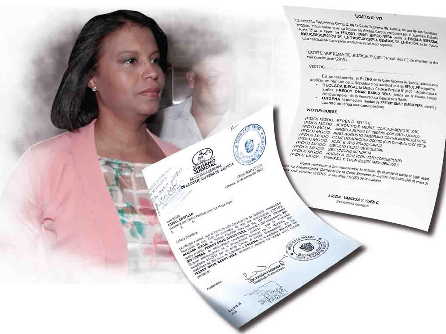 Corte detuvo actuación ilegal de la fiscal Moore en el caso Odebrecht.