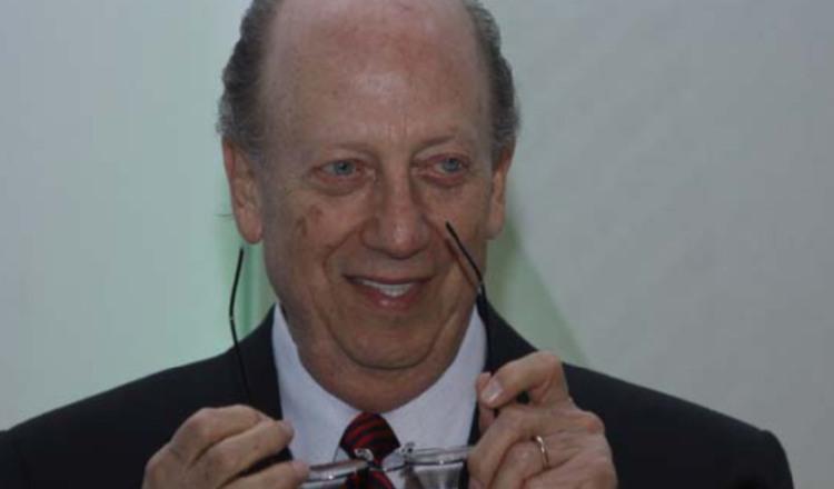 Empresario Roberto Eisenmann. Archivo