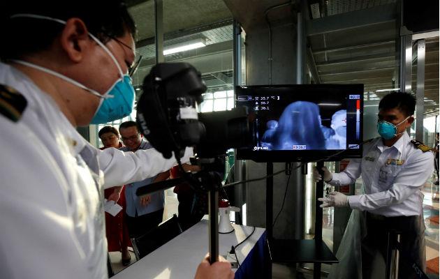 En aeropuertos y fronteras han colocado sistemas de detección de contagiados. Foto: Archivo/Ilustrativa.