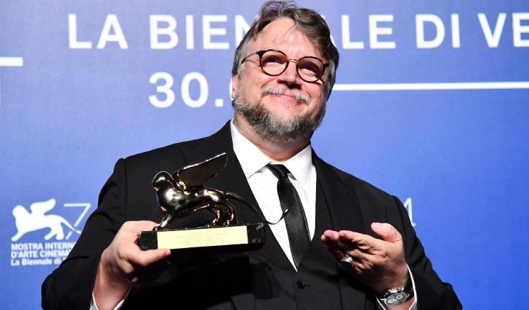 El director Guillermo del Toro.