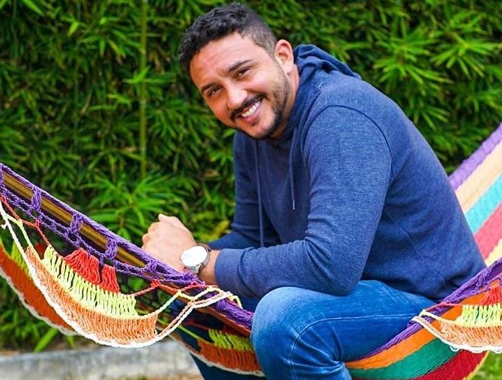 Lucho Pérez. Foto: Instagram